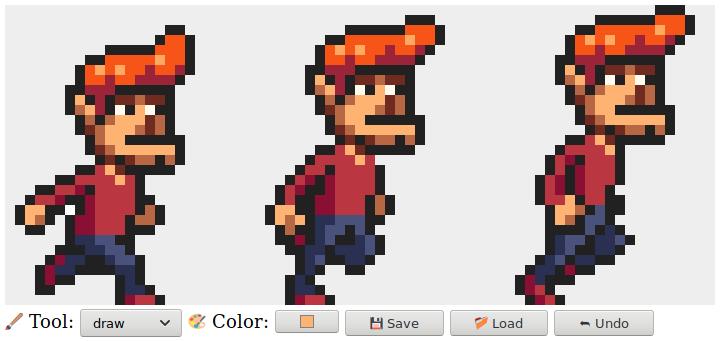 Project: A Pixel Art Editor :: Eloquent JavaScript